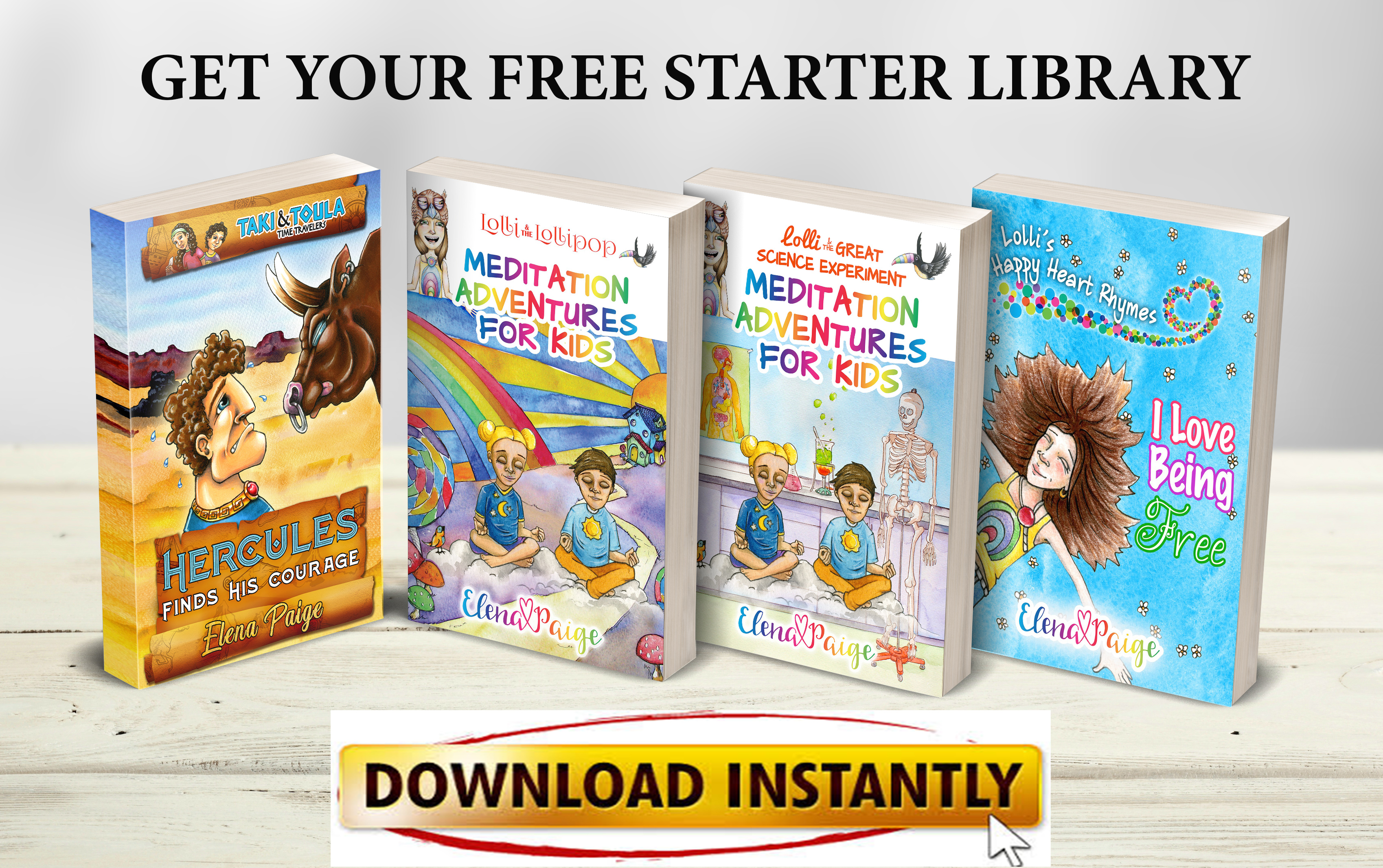 Download Instantly four books