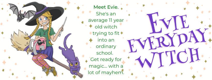 Evie Everyday Witch